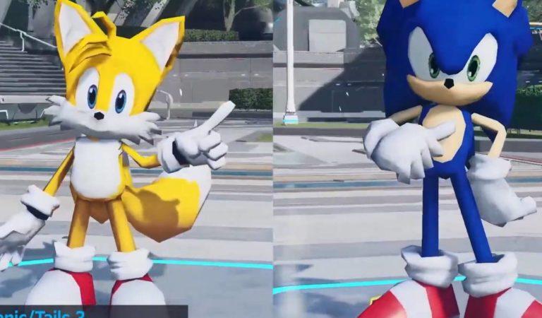 Sonic irá invadir PSO2: New Genesis em um novo evento colaborativo