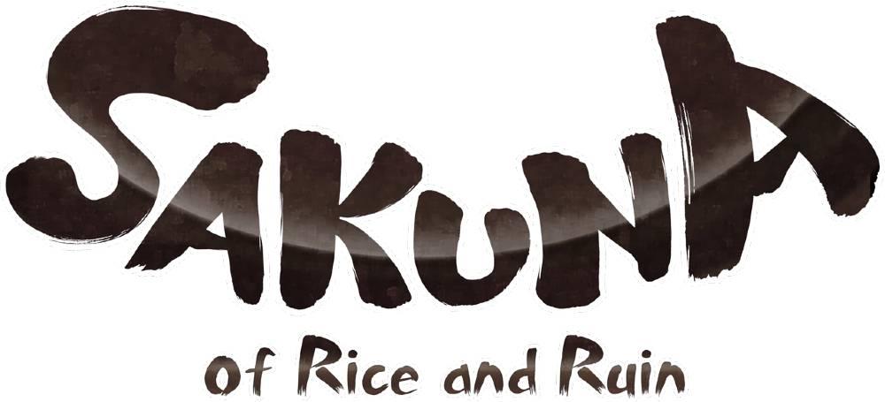 Logotipo de Sakuna: Of Rice and Ruin