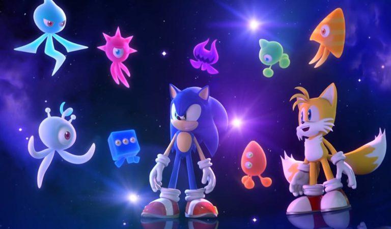 Wisps entram em ação no novo trailer de Sonic Colors Ultimate
