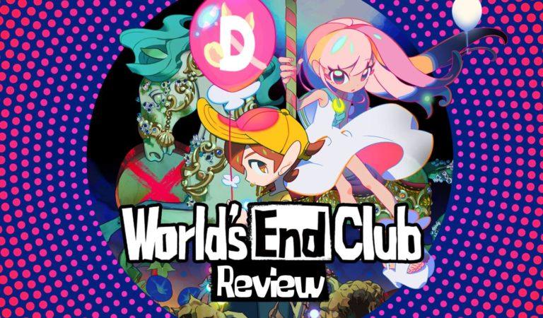 World's End Club l É assim que o mundo acaba… com memes