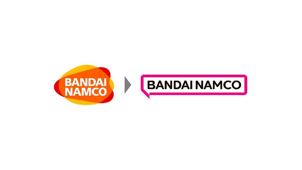 Logotipo da Bandai Namco
