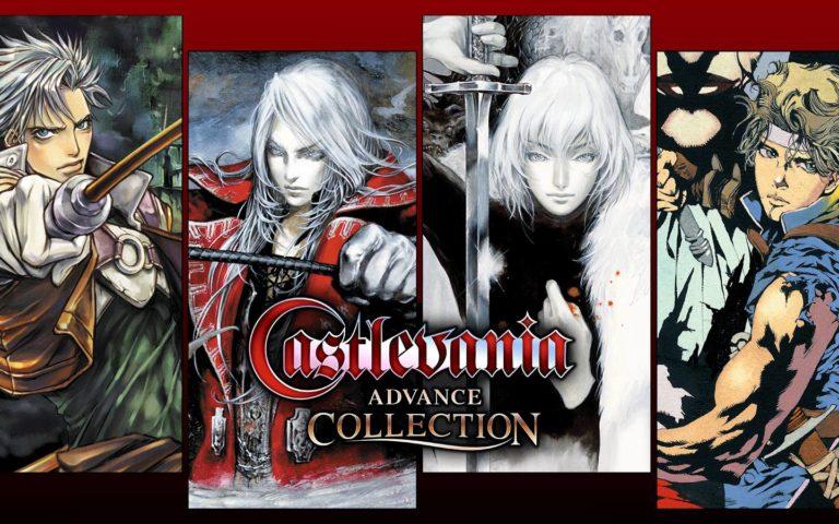 Arte de Castlevania Advance Collection