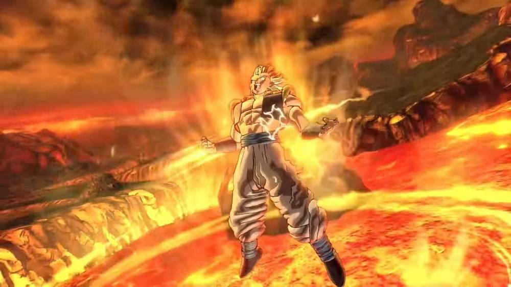 Screenshot de Dragon Ball Xenoverse 2