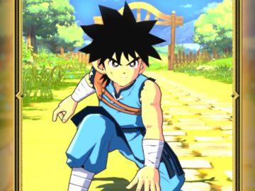 Screenshot de Dragon Quest: The Adventure of Dai - A Hero's Bonds