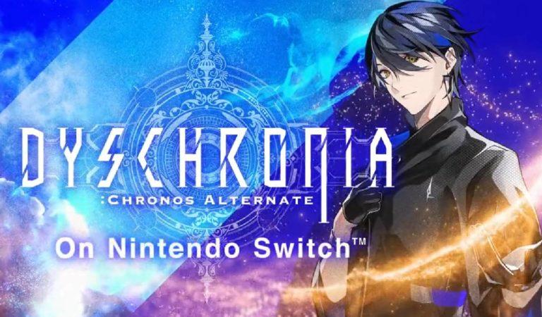 Dyschronia: Chronos Alternate é confirmado para Nintendo Switch