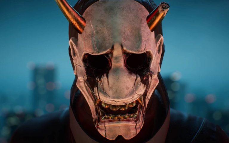 Screenshot de Ghostwire: Tokyo