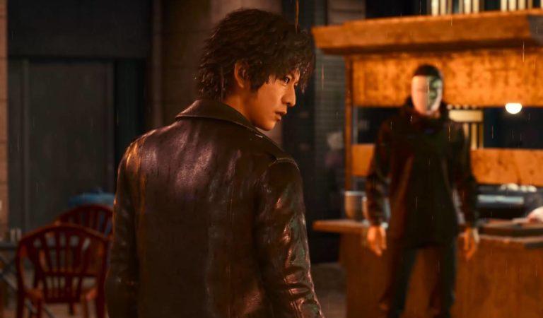 Demo de Lost Judgment para PS5 e PS4 é disponibilizada no Japão