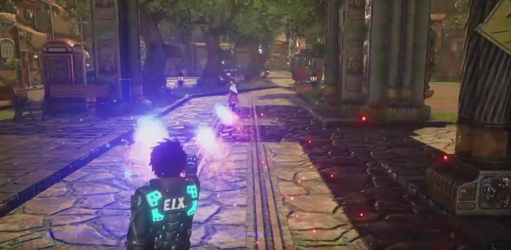 Screenshot de Magicians Dead: Force of the Soul