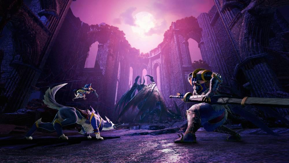 Arte de Monster Hunter Rise: Sunbreak