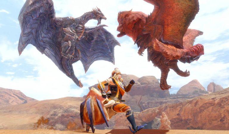 Monster Hunter Rise ganhará versão para PC em janeiro