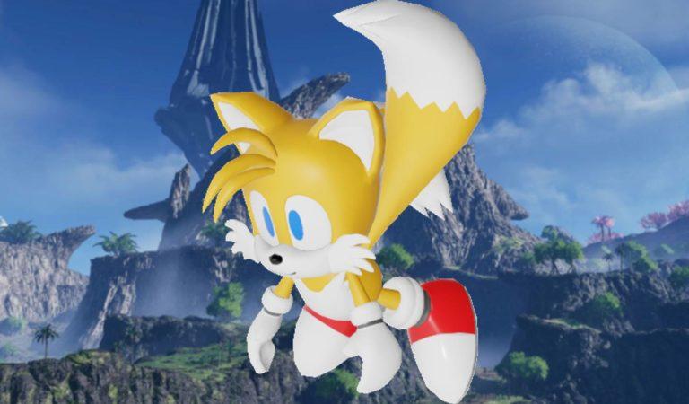 PSO2 New Genesis oferece a jogadores novo item da franquia Sonic