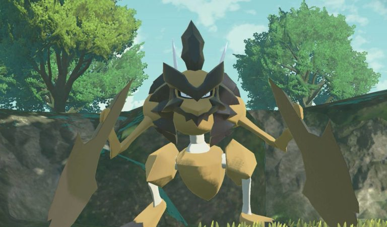 Pokémon Legends: Arceus introduz Kleavor, nova evolução de Scyther