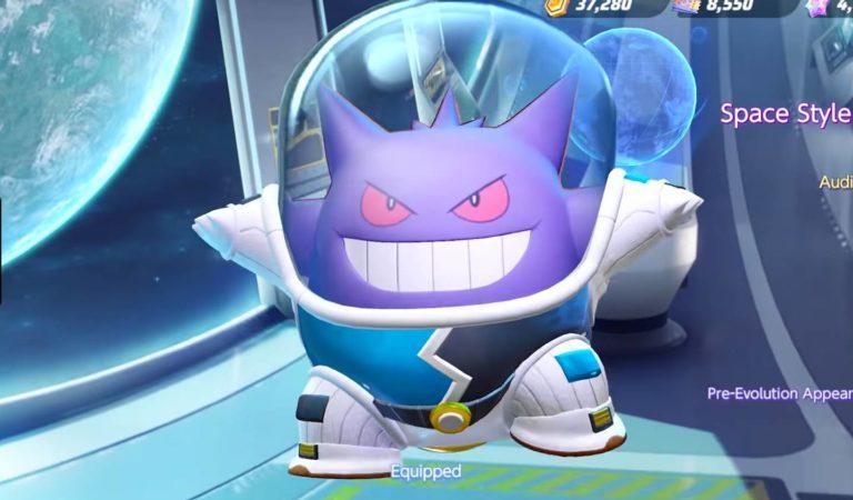 Atualização de Pokémon Unite trará Battle Pass espacial e mais