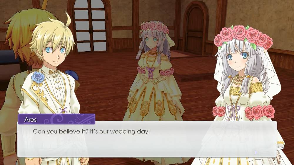 Screenshot de Rune Factory 5