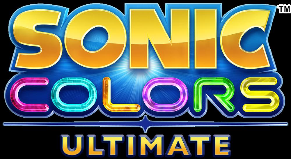 Logotipo de Sonic Colors Ultimate