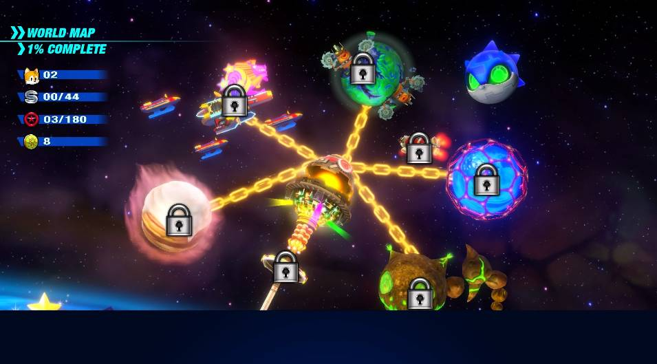Screenshot de Sonic Colors Ultimate