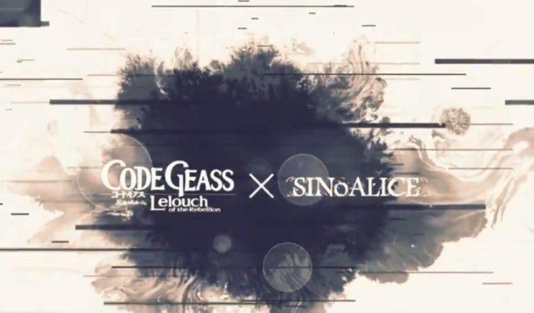 SINoALICE global terá evento colaborativo com Code Geass