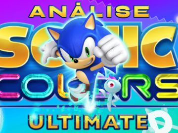 Análise Sonic Colors Ultimate