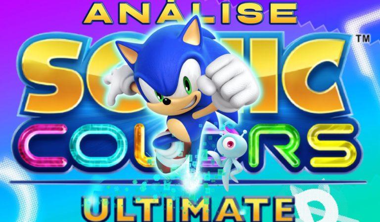 Sonic Colors Ultimate l Alcançando as estrelas uma década depois