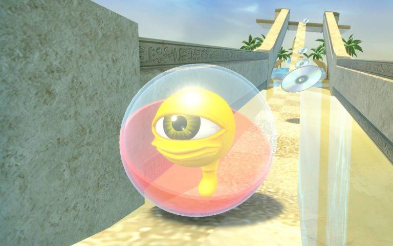 Screenshot de Super Monkey Ball: Banana Mania