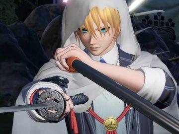 Screenshot de Touken Ranbu Musou