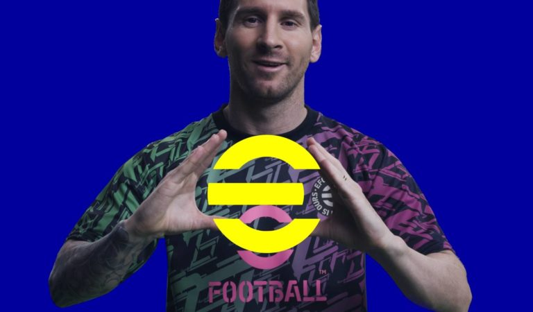 eFootball 2022 virá para múltiplas plataformas no fim de setembro