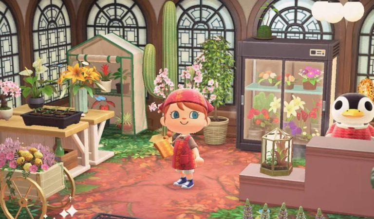 A nova DLC de Animal Crossing: New Horizons parece perfeita para designers de interiores