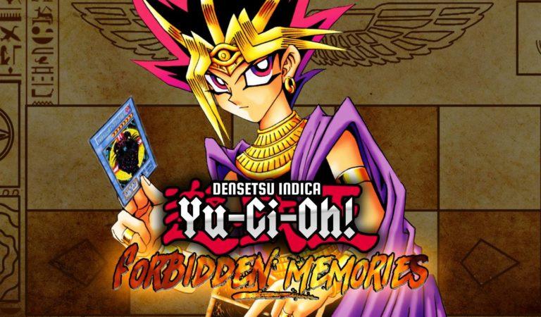 Yu-Gi-Oh! Forbidden Memories – Os primórdios de Duel Monsters | #DensetsuIndica