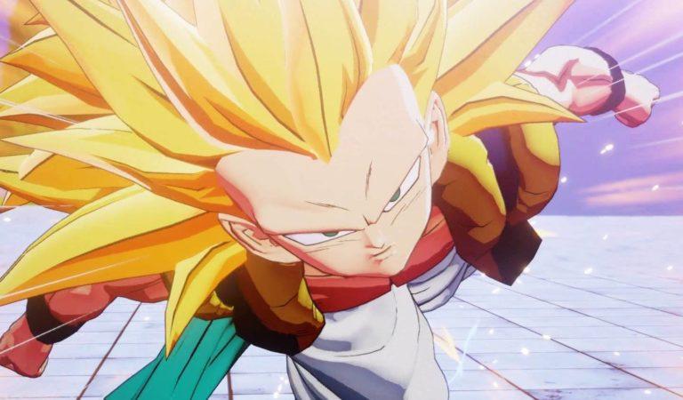 Dragon Ball Z: Kakarot é atualizado com Vegito e Gotenks
