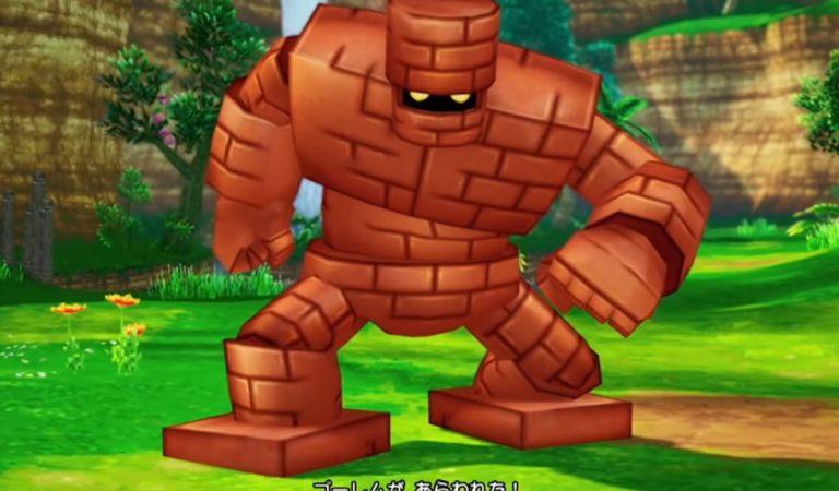 Vídeo mostra mais da jogabilidade de Dragon Quest X Offline
