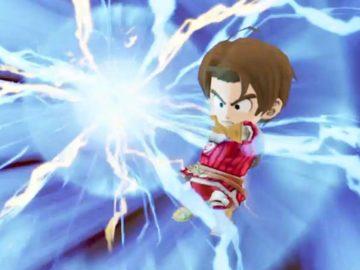 Screenshot de Dragon Quest X Offline