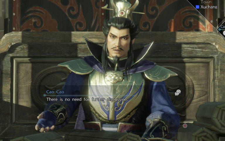 Screenshot de Dynasty Warriors 9 Empires