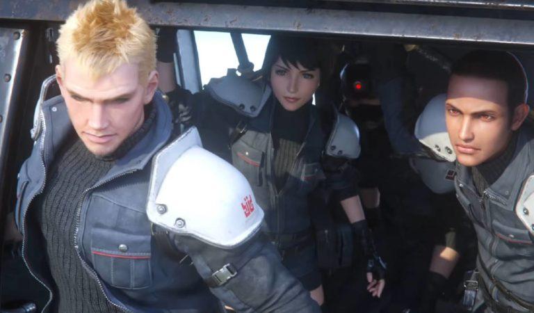 Final Fantasy VII: The First Soldier chega em novembro