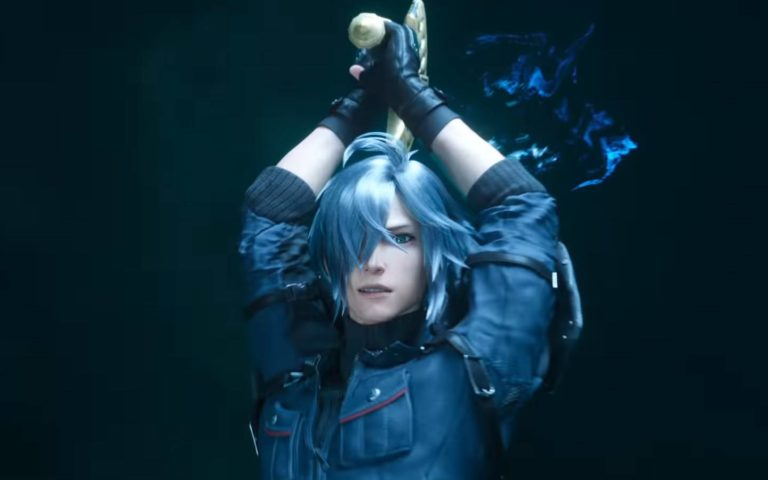 Imagem de Final Fantasy VII: The First Soldier
