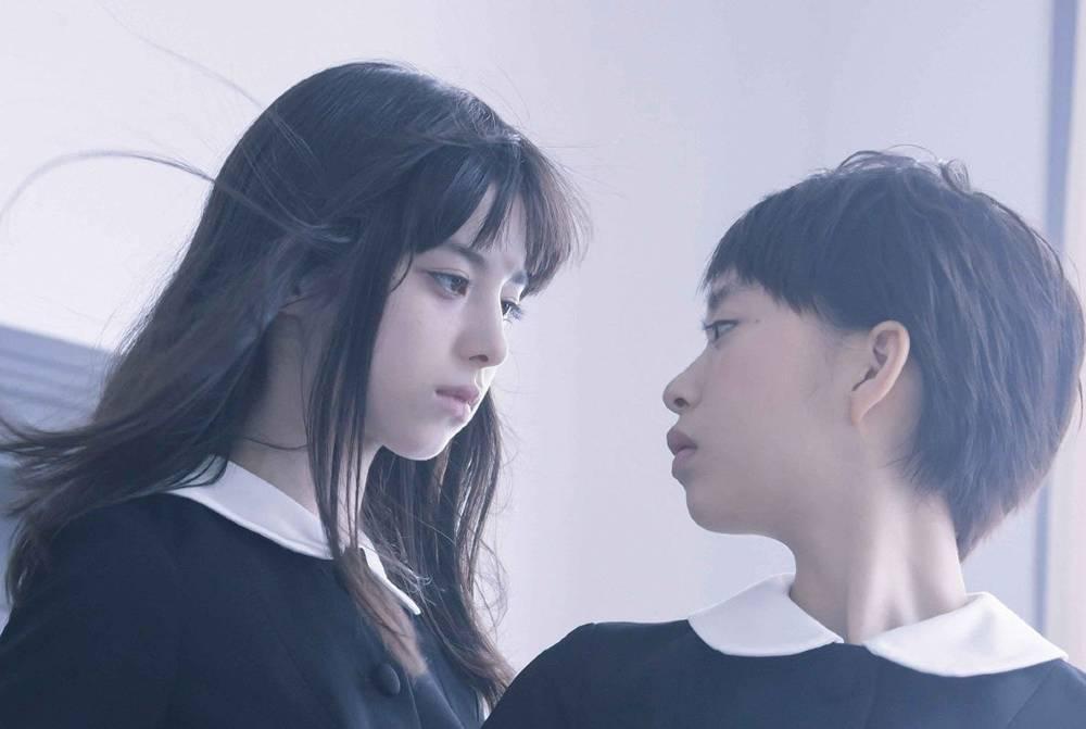 Captura de tela da adaptação cinematográfica japonesa de Fatal Frame