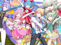 Arte de Hatsune Miku: Colorful Stage