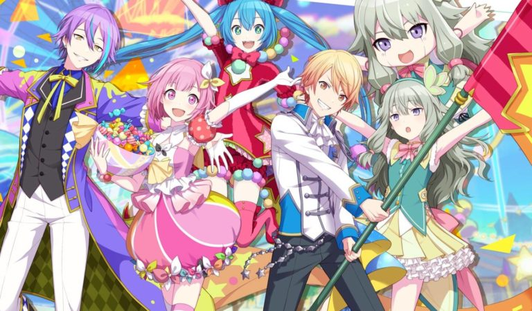 A versão global de Hatsune Miku: Colorful Stage subirá ao palco em dezembro