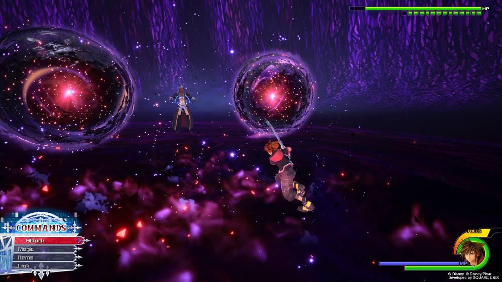 Screenshot de Kingdom Hearts 3