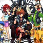 Arte de Kingdom Hearts HD 1.5 + 2.5 Remix