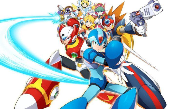 Mega Man X DiVE é lançado em acesso antecipado na América Latina