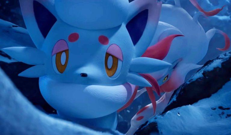 """Zorua e Zoroark terão formas """"Hisuian"""" em Pokémon Legends: Arceus"""