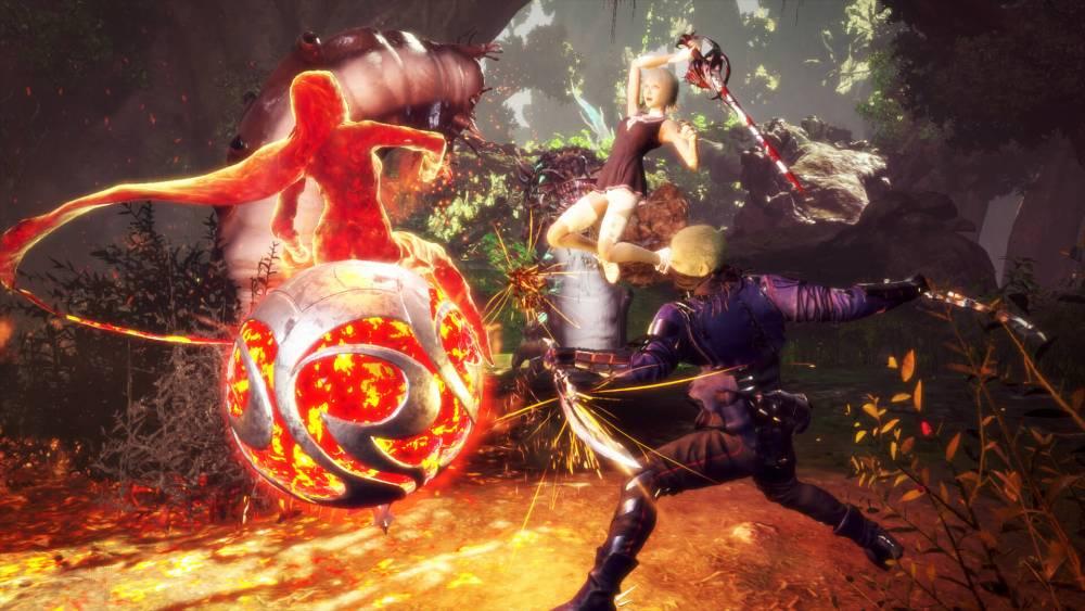 Screenshot de Stranger of Paradise: Final Fantasy Origin