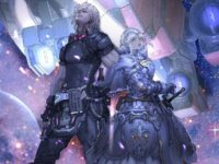 Arte de Star Ocean: The Divine Force