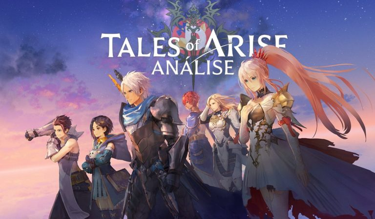 Tales of Arise l O fantástico conto de dois mundos